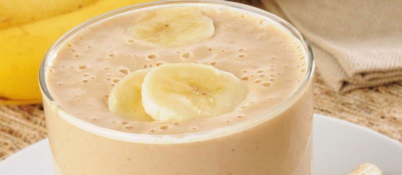 Banana Nut Smoothie