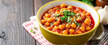 Chickpea Curry Comfort