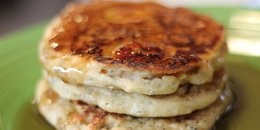 Banana and Chia Pancakes ( Copy )