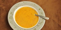Ginger Carrot Butternut Squash Soup