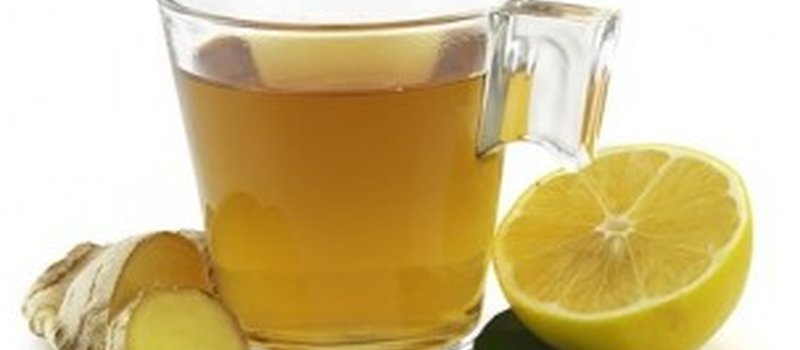 Ginger/Lemon Juice