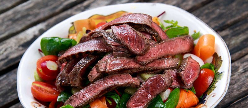 Signature Steak Salad