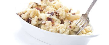 Slow Cooker Pepper Jack Cauliflower