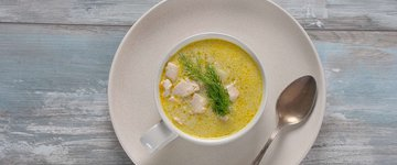 Anti-Inflammatory Egg Drop Soup