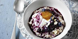 Berry Buckwheat Breakfast