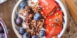 Buckwheat & Ginger Granola