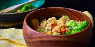 10-Minute Vegan and Gluten Free Rice for One