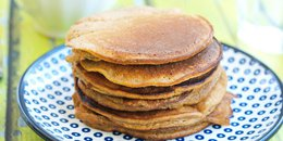 5-Ingredient Paleo Pancakes