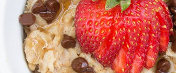 Chocolate Strawberry Oats Cerealsteel