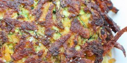 Zucchini & Sweet Potato Latkes ( Copy )