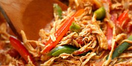 Crock Pot Chicken Fajitas ( Copy )