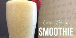 Coco-Berry Smoothie