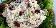 Healthy Chicken Salad with Apples & Cra.. ( Copy )