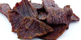 Beef Jerky in the Oven