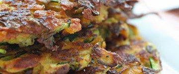Zucchini & Sweet Potato Latkes