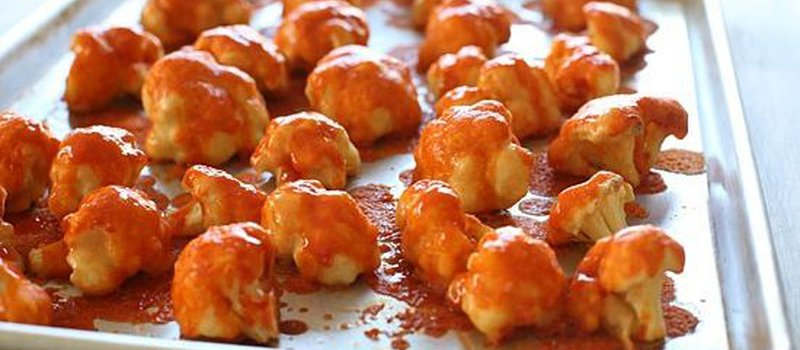 Spicy Buffalo Bites
