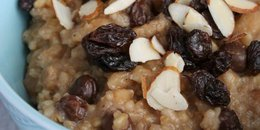 Slow Cooker Apple Harvest Steel Cut Oats ( Copy )