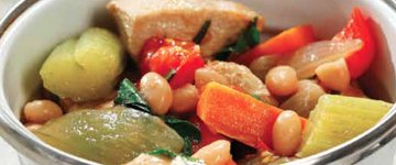 Chicken Delight Vegetable Rosemary Stew