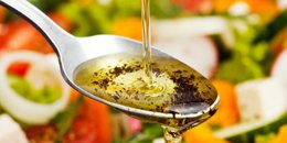 Herbs and Oil Dressing