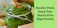 Rockin' Pesto featuring Chickpeas & Basil
