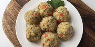 Italian Paleo Turkey Meatballs