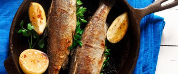 Traditional Pan-Fried Trout