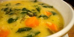Lemon-Lentil Soup