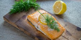 Baked Dill Salmon