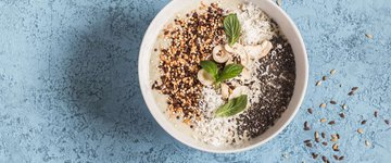 Cold Fighting Smoothie Bowl