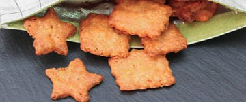 Easy Cheese Crackers