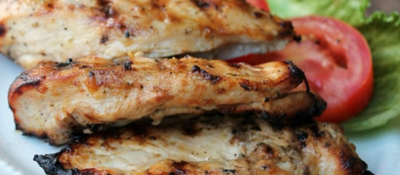 Piccata-Inspired Grilled Chicken