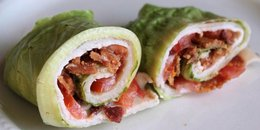 Low Carb Turkey Lettuce Wraps