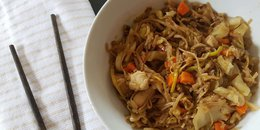 Soba Chow Mein