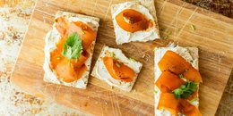 Vegan Smoked Salmon & Cream Cheese