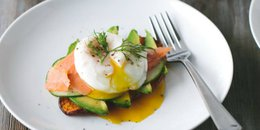 Sweet Potato Toast with Avocado, Salmon.. ( Copy )