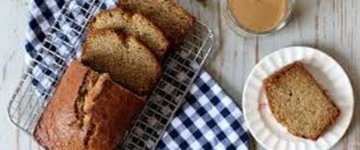Maple Baby Banana Bread