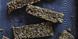 Seedy Energy Bars
