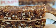 Pumpkin Spice Energy Bars - No Baking