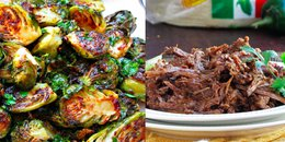Shredded Beef with Brussels Sprouts (Bulletproof)