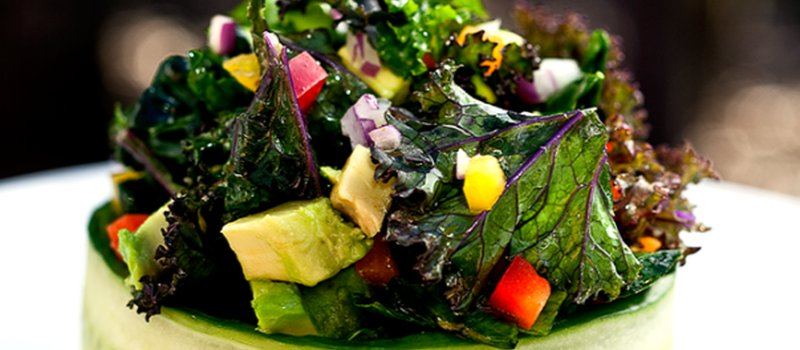 Crazy Kale Salad