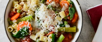 Crock Pot Minestrone