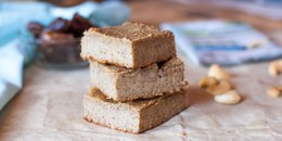 Breakfast Bean Squares