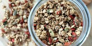 Crunchy Superfood Granola
