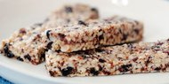 Cherry Vanilla Power Bars