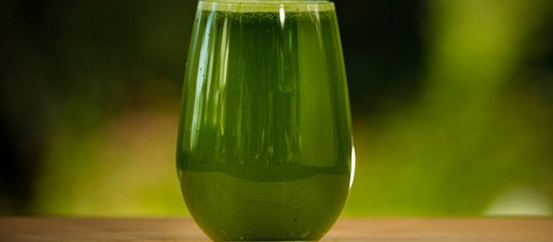 Gentle Green Juice