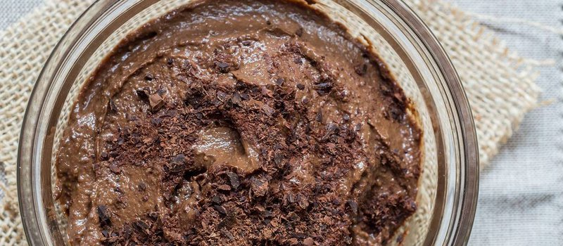 Adrenal-Healing Avo-Cacao Pud