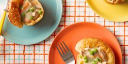 Kids Can Make: Healthy Chicken Pot Popovers