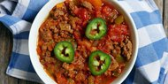 Texas Beef Chili (Slow Cooker & Instant Pot)