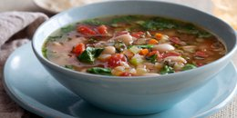 Chicken, Bean & Veggie Soup