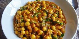 Another Vegan Chickpea Curry